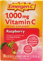 Emergen-C Raspberry 10-Servings