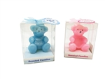 "Clearance - 2.75"" Teddy Bear - Scented Candle (With Gift Box) (12)"