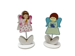 "Clearance - 3"" Spring Bobble Favor - Angel #0539(12)"