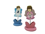 "Clearance - 3"" Spring Bobble Favor - Angel #0781 (12)"