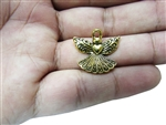 "Miniature 1"" Angel Metal Charm (20)"