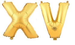 "32"" - ""XV "" BALLOON (2 pc)"
