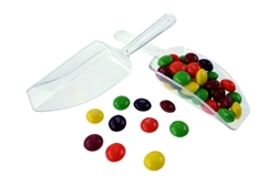miniature plastic candy scoops