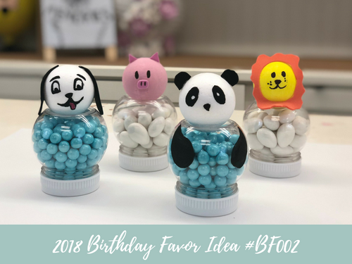 (NEW) 2018 - Birthday Favor Idea #BDF002