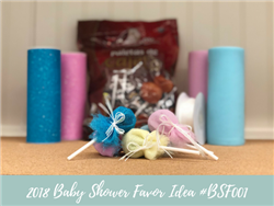 (NEW) 2018 - Baby Shower Favor Idea #BSF001