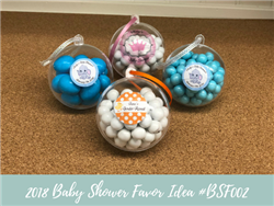 (NEW) 2018 - Baby Shower Favor Idea #BSF002