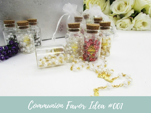 (NEW) 2018 - Communion Party Favor Idea #CF001