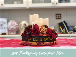 (NEW) 2018 - Birthday Centerpiece Idea #THGV