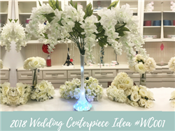 (NEW) 2018 - Wedding Centerpiece Idea #WC001
