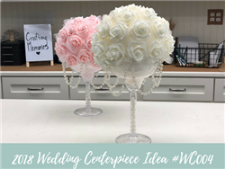 (NEW) 2018 - Wedding Centerpiece Idea #WC004