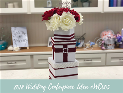 (NEW) 2018 - Wedding Centerpiece Idea #WC005