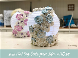 (NEW) 2018 - Wedding Centerpiece Idea #WC009