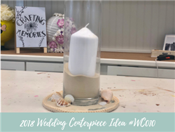 (NEW) 2018 - Wedding Centerpiece Idea #WC010