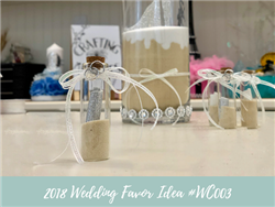 (NEW) 2018 - Wedding Party Favor Idea #WF003