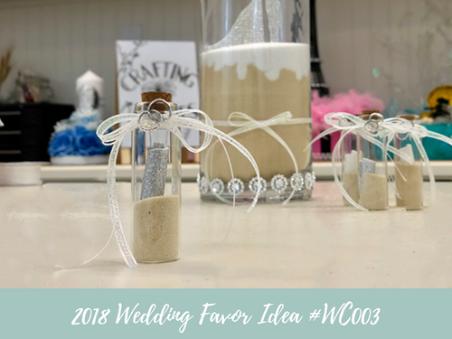 Wedding giveaways for 2018