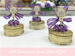 (NEW) 2019 - Communion Party Favor Idea #CF001