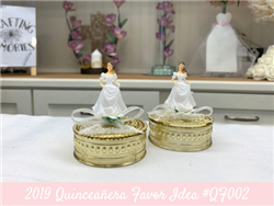 (NEW) 2019 - Quinceanera Party Favor Idea #QF002