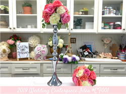 (NEW) 2019 - Wedding Centerpiece Idea #WC002