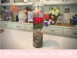 (NEW) 2019 - Wedding Centerpiece Idea #WC004