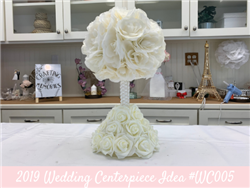 (NEW) 2019 - Wedding Centerpiece Idea #WC005