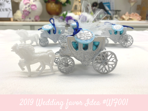 (NEW) 2019 - Wedding Party Favor Idea #WF001
