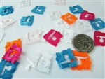 "CLEARANCE - Miniature Satin ""15"" Charms (144)"