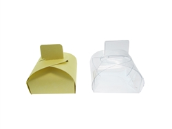 "CLEARANCE - 2"" FAVOR BOX #5503 (12 Pcs)"