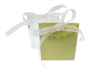 "CLEARANCE - 3.25"" FAVOR BOX #5513 (12 Pcs)"
