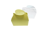 "CLEARANCE - 3.5"" FAVOR BOX #5518 (12 Pcs)"