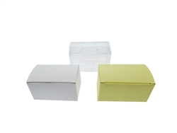 "CLEARANCE - 2.75"" FAVOR BOX #5519 (12 Pcs)"