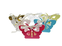 "CLEARANCE - 4"" FAVOR BOX #5526 (12 Pcs)"