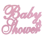 "24"" Rotulo GRANDE ""Baby Shower"" de Fomi (1)"