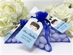 "3"" Personalized Baptism Favor Tags (24)"