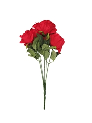 "19"" MP Rose Bush - 5 Heads ( 1 )"
