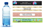 Custom Water Bottle Labels - (20 Labels)