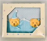 CLEARANCE - Baby Shower Photo Album Keepsake - Teddy Bears #2 (1)