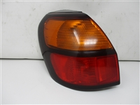 2000 to 2004 Legacy Outback LH Driver Outer Taillight 84201AE17A
