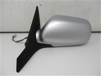 2002 to 2003 Impreza WRX STI LH Driver Side View Mirror Silver 91031FE210