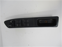 2002 to 2004 Impreza WRX STI LH Driver Master Window Switch with Trim 94266FE080OE