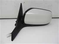 2004 to 2007 Impreza WRX STI LH Driver Side View Mirror White 91031FE210
