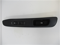 2005 to 2007 Impreza WRX and STI RH Passenger Front Window Switch and Bezel 94266FE250OE