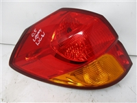 2005 to 2007 Legacy and Outback Wagon LH Driver Taillight 84912AG340