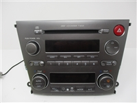 2005 Legacy and Outback Stereo Radio Head Unit 86201AG61A