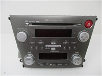2007 to 2008 Legacy and Outback Stereo Radio Head Unit 86201AG67B