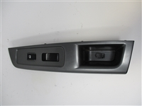 2008 to 2014 Impreza WRX STI Forester RH Passenger Window Switch and Bezel