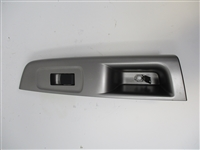 2008 to 2014 Impreza WRX STI Forester LH Driver Rear Window Switch and Bezel
