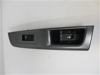 2008 to 2014 Impreza WRX STI Forester RH Passenger Rear Window Switch and Bezel
