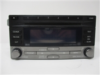 2008 to 2014 WRX and STI Stereo Radio Head Unit 86201FG642