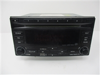 2012 Impreza Stereo Radio Head Unit 86201FJ601
