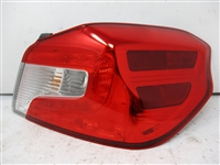 2015 to 2018 WRX STI Sedan RH Passenger Taillight 84912VA020